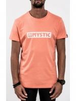 Mystic Brand 2.0 Tee oxblood