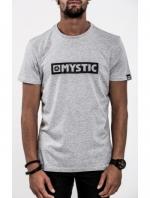 Mystic Brand 2.0 Tee grey Melee