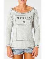 Mystic Decade Sweat misti grey melee
