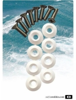 Core Fin Screw Set and Washers,